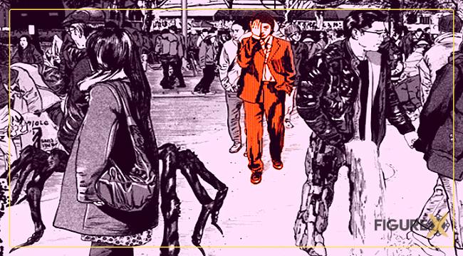 Homunculus - Gerilim Sevenler İçin: Korku Manga Önerileri! - Figurex Listeler