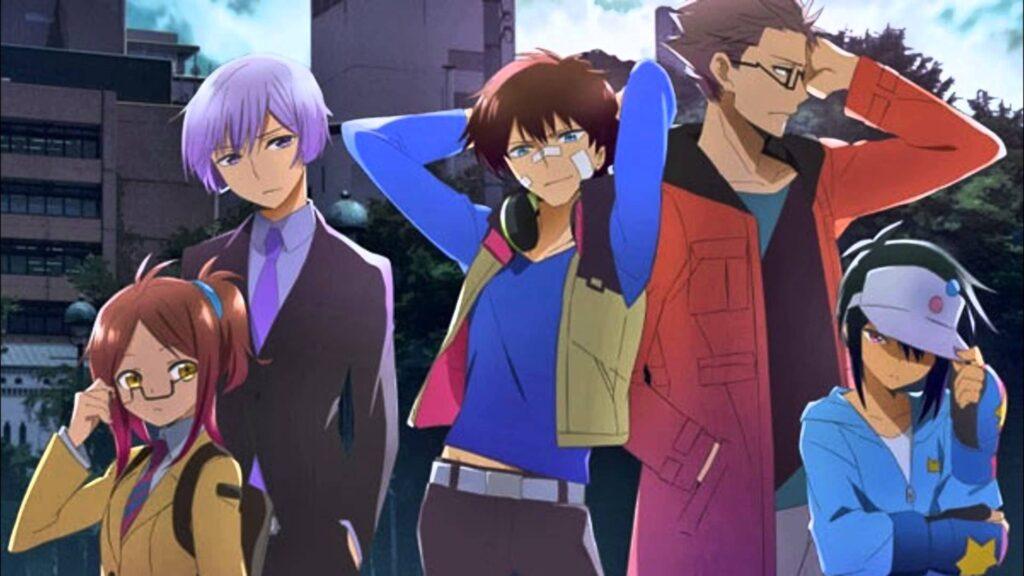ZRuCzX - Potansiyeli Harcanmış Bir Anime: Hamatora The Animation - Figurex Anime Tanıtımları