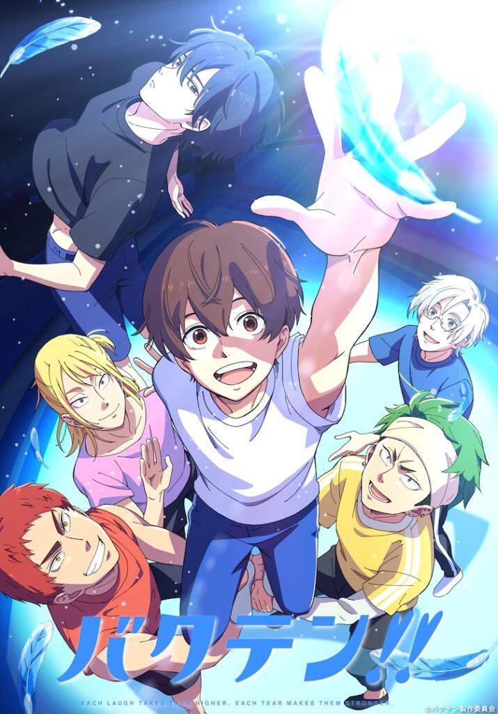 81b2b297229998888c486dcc7eafad4d1613658203 main - Bakuten!! Animesinden Yeni Haberler Var! - Figurex Anime Haber