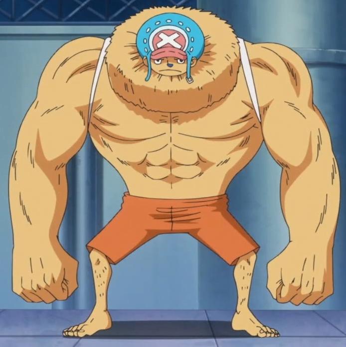 Heavy Point Post Timeskip - One Piece - Hito Hito no Mi - Figurex Anime