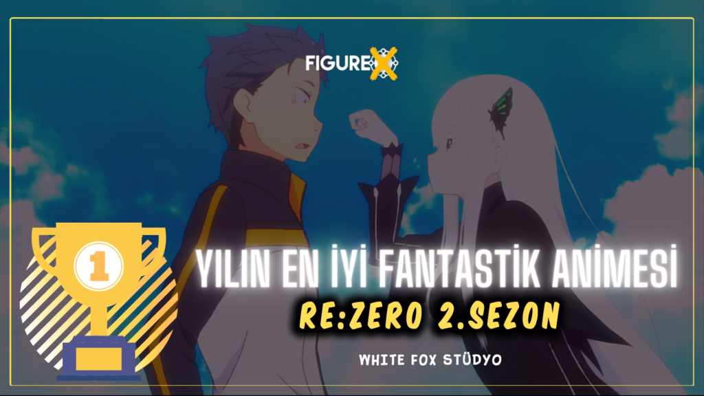 Odul 17 - Crunchyroll Awards 2021 Sahipleri Belli Oldu! - Figurex Genel