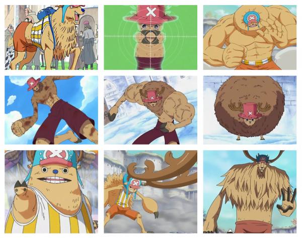 b23cd5e3dfcc14c558fdc66cb1024473 1 - One Piece - Hito Hito no Mi - Figurex Anime
