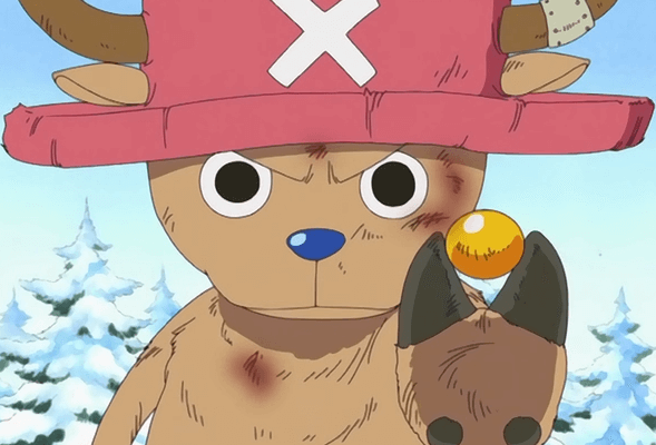 chopper1 - One Piece - Hito Hito no Mi - Figurex Anime