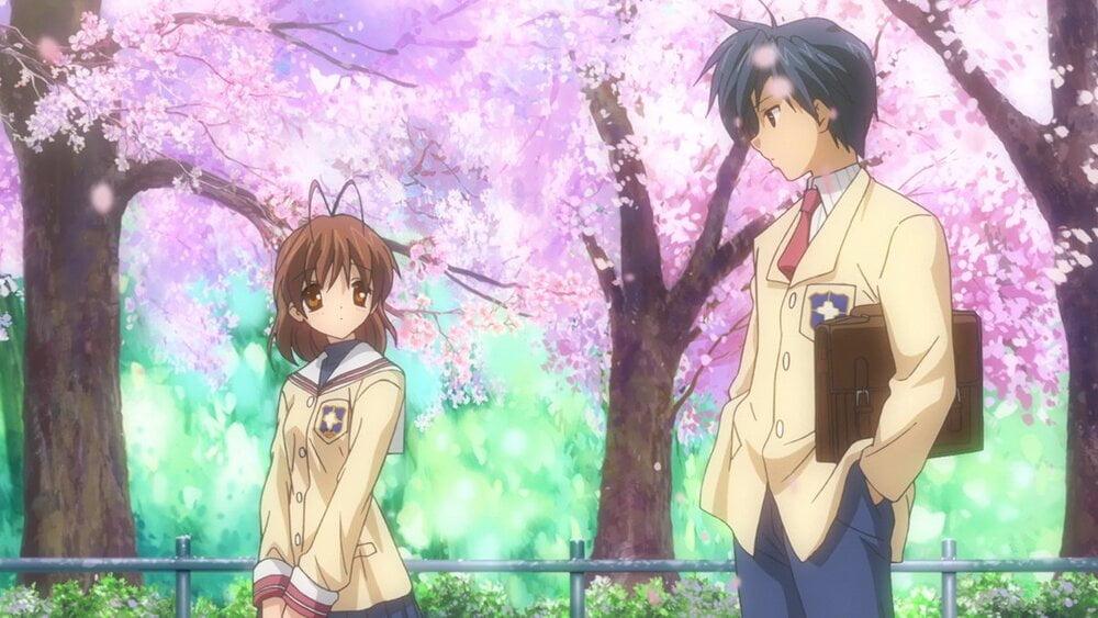 clannad 1512 1 - Sevgililer Gününe Özel: Tatlış Anime Çiftleri! - Figurex Anime