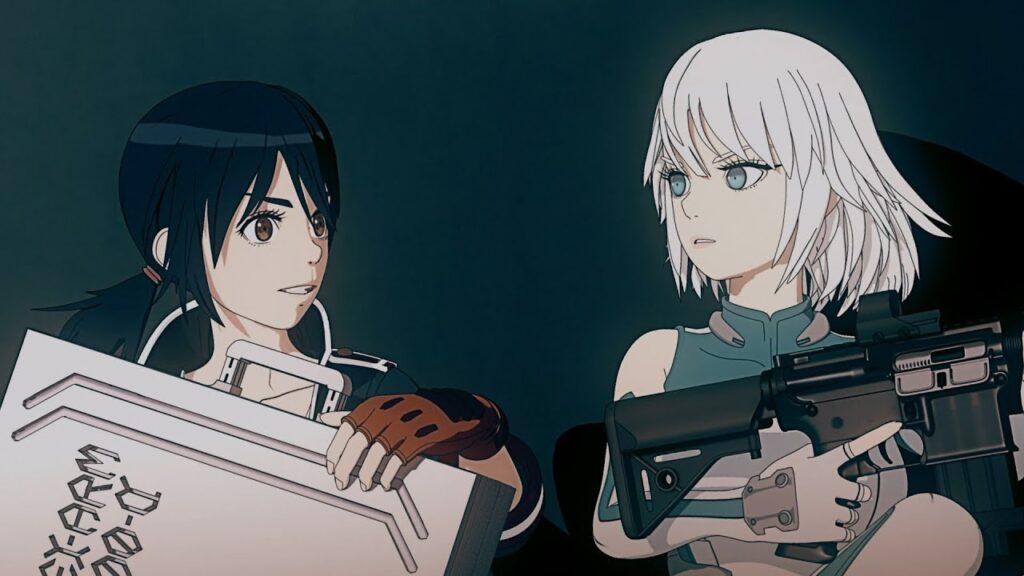 maxresdefault 4 - Vakit Kaybı Bir Seri: Ex-Arm Anime Tanıtımı ve İncelemesi! - Figurex Anime Tanıtımları