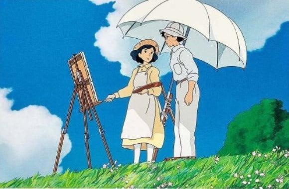 the wind rises studio ghibli - Sevgililer Gününe Özel 10 Anime Filmi - Figurex Anime Önerileri