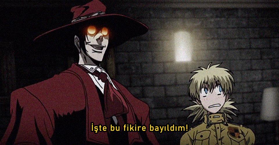 1 1 - Hellsing Live-Action? Hem de John Wick Yazarından?!! - Figurex Anime