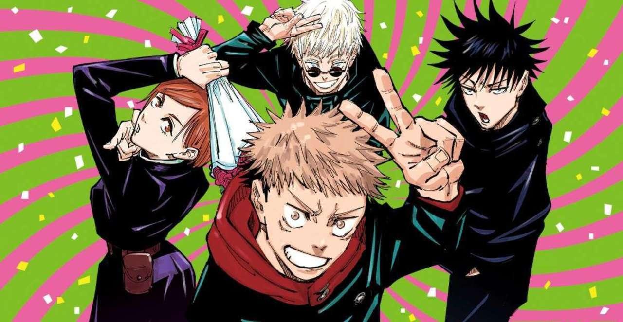 Jujutsu Kaisen airs exclusively on Crunchyroll - Jujutsu Kaisen Animesinden Yeni Film Kapıda! - Figurex Genel