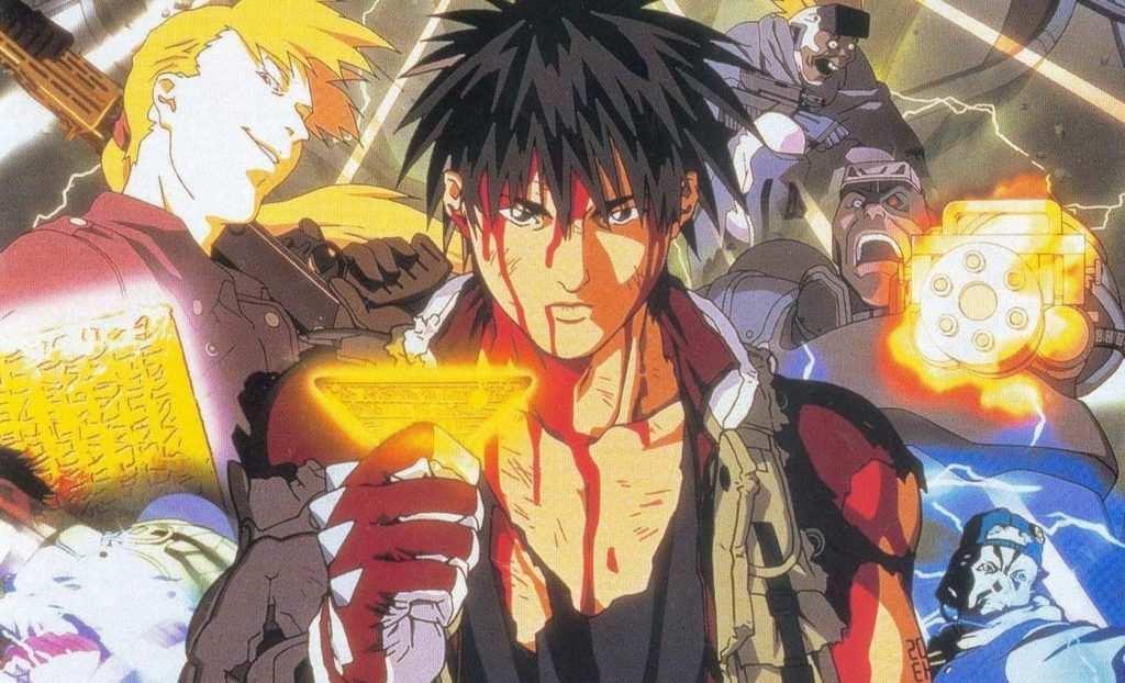 Spriggan original 1024x622 1 - Netflix 40 Yeni Anime Yayınlayacağını Duyurdu! - Figurex Anime Haber