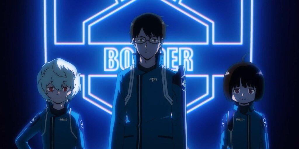 World Trigger S2 feature - Bir Kitap Bir Anime - 11 - Figurex Bir Kitap Bir Anime