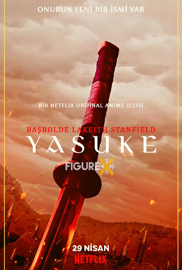 Adsiz tasarim 13 - Netflix'in Yeni Animesi: Yasuke İçin Detaylar!! - Figurex Genel