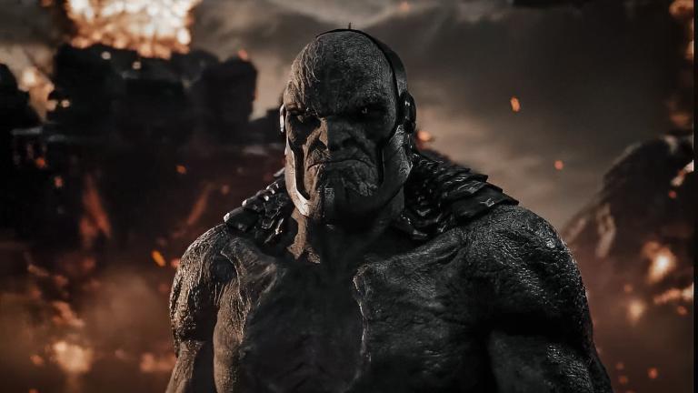 Darkseid in Justice Legue - Justice League vs Zack Snyder - Figurex Film