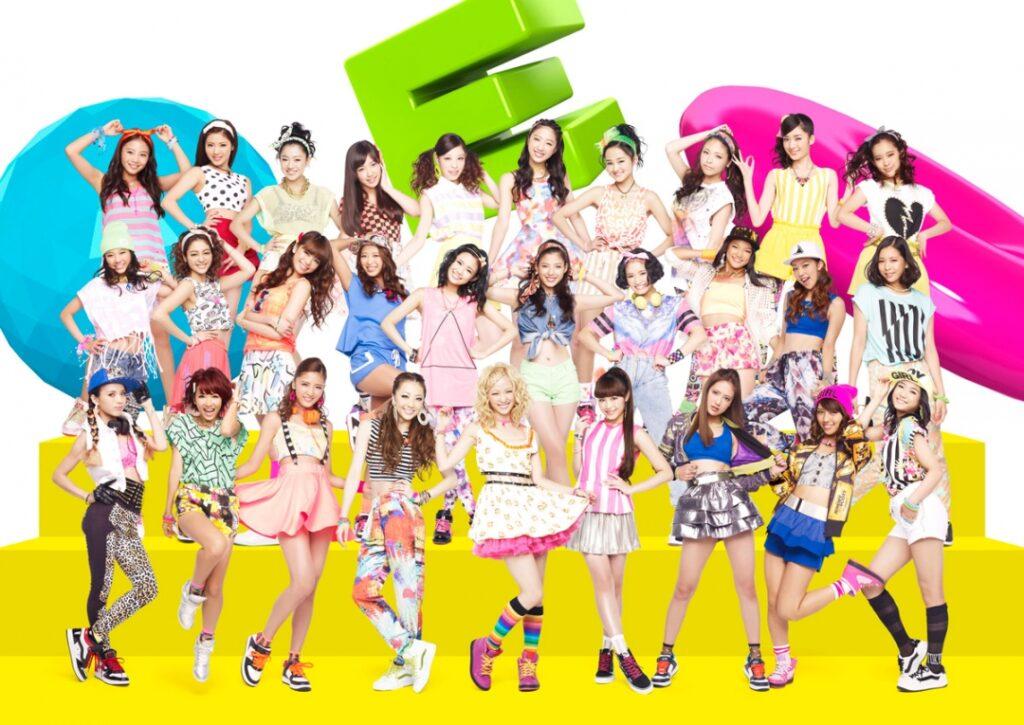 E girls - Sevenler İçin J-pop / J-Rock Önerileri - 2 - Figurex Eğlence
