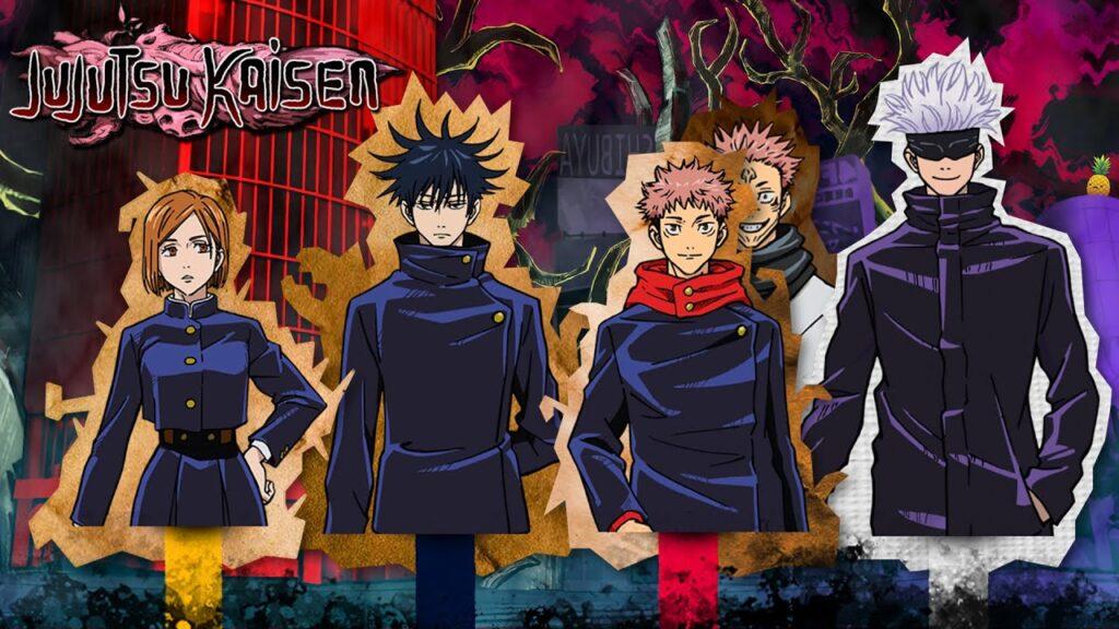 Jujutsu Kaisen - Bir Kitap Bir Anime - 13 - Figurex Genel