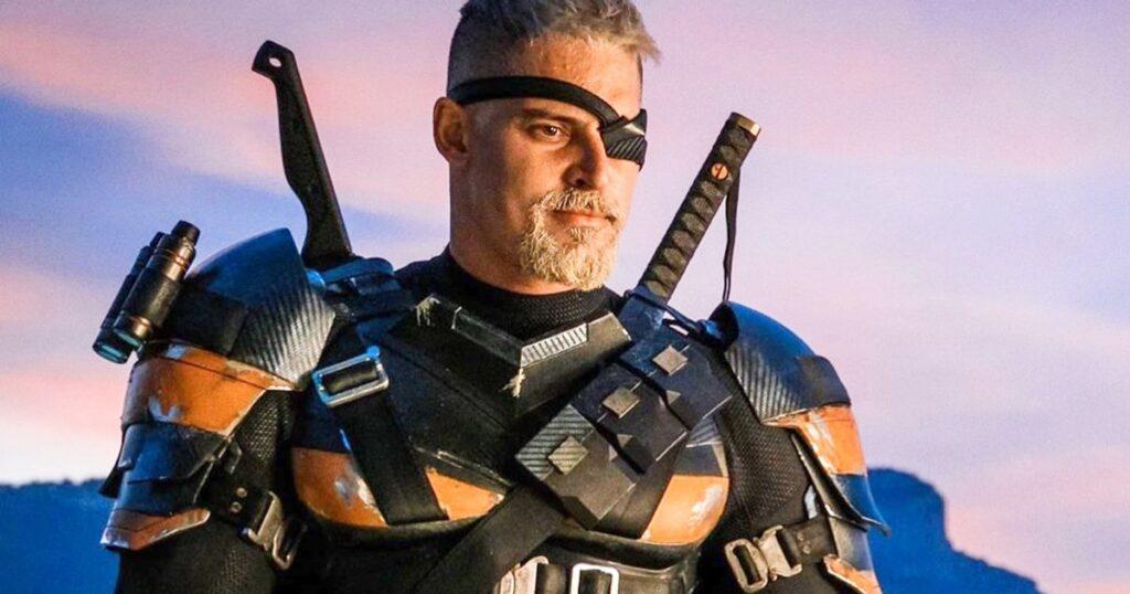Justice League Snyder Cut Reshoots Joe Manganiello Deathstroke - Justice League vs Zack Snyder - Figurex Film