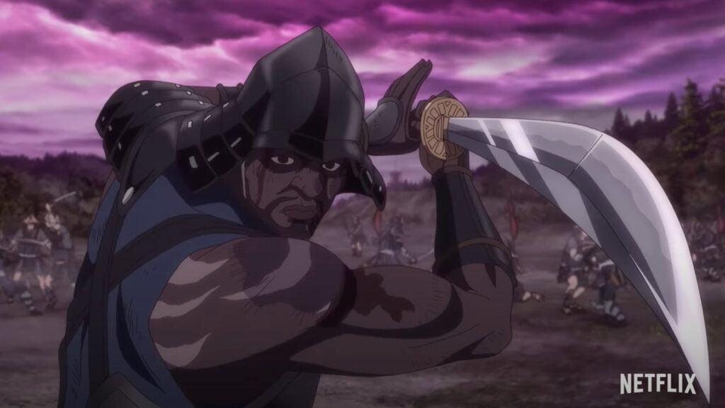 cool trailer for netflixs african samurai warrior anime yasuke starring lakeith stanfield - Netflix'in Yeni Animesi: Yasuke İçin Detaylar!! - Figurex Genel