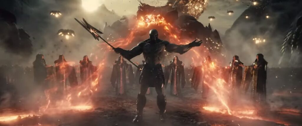justice league darkseid 1 - Justice League vs Zack Snyder - Figurex Film