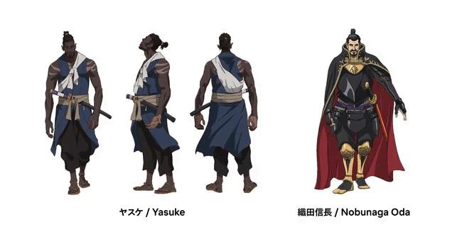resim 2021 04 02 150415 - Netflix'in Yeni Animesi: Yasuke İçin Detaylar!! - Figurex Genel