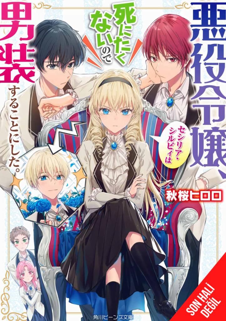 8 - Yen Press Kasım 2021 Manga ve Light Novel Listesi Açıkladı! - Figurex Genel