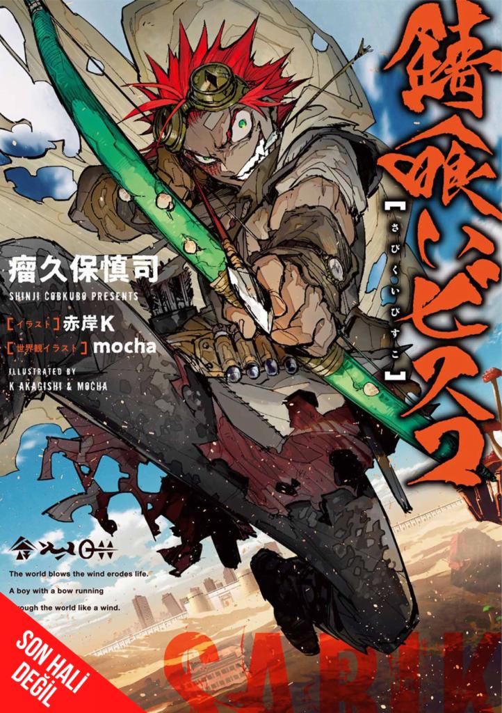 9 - Yen Press Kasım 2021 Manga ve Light Novel Listesi Açıkladı! - Figurex Genel