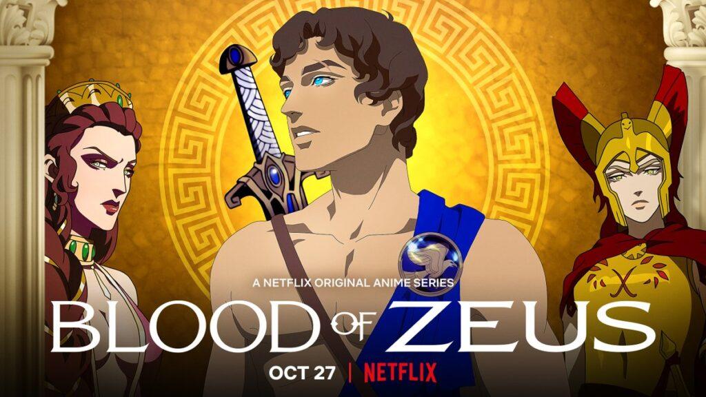 Blood of Zeus - Mitoloji ile Alakalı Animeler - Figurex Genel
