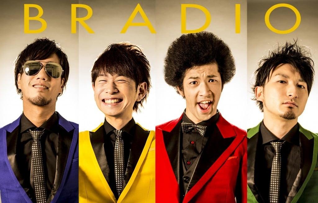 Bradio - Sevenler İçin J-pop / J-Rock Önerileri - 3 - Figurex Listeler