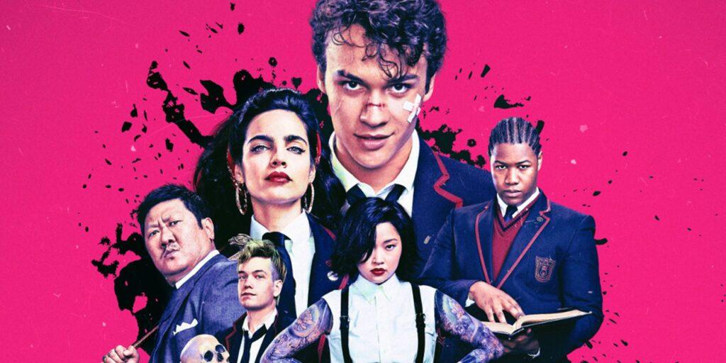 Deadly Class - Netflix'te İzleyebileceğiniz Kısa Diziler - Figurex Genel