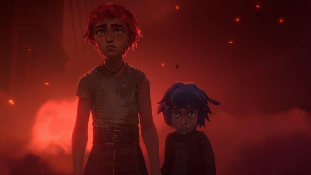 """Espor times animasyon dizisi arcane ile ilgili son gelismeler - League of Legends Yeni Dizisi """"Arcane"""" Netflix'te Duyurdu! - Figurex Dizi"""