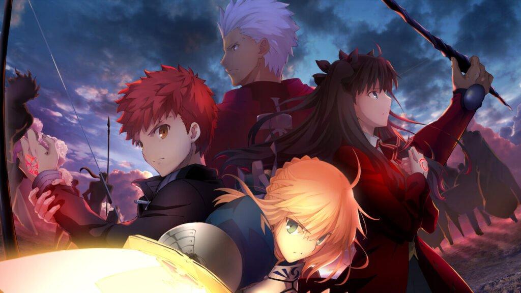 FateStay Night - Mitoloji ile Alakalı Animeler - Figurex Genel