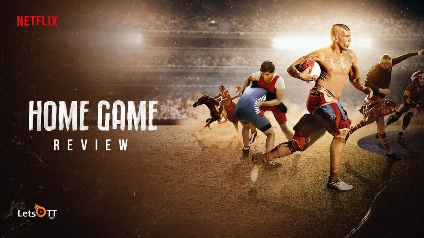 Home Game - Netflix'te İzleyebileceğiniz Belgeseller - Figurex Genel