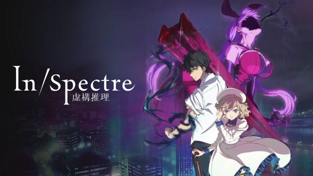 InSpectre - Mitoloji ile Alakalı Animeler - Figurex Genel