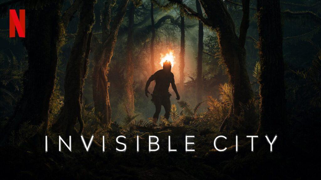 Invisible City - Netflix'te İzleyebileceğiniz Kısa Diziler - Figurex Genel