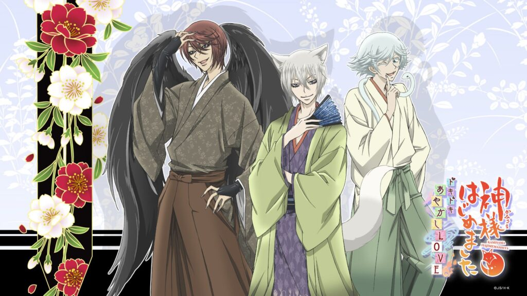 Kamisama Hajimemashita - Mitoloji ile Alakalı Animeler - Figurex Genel
