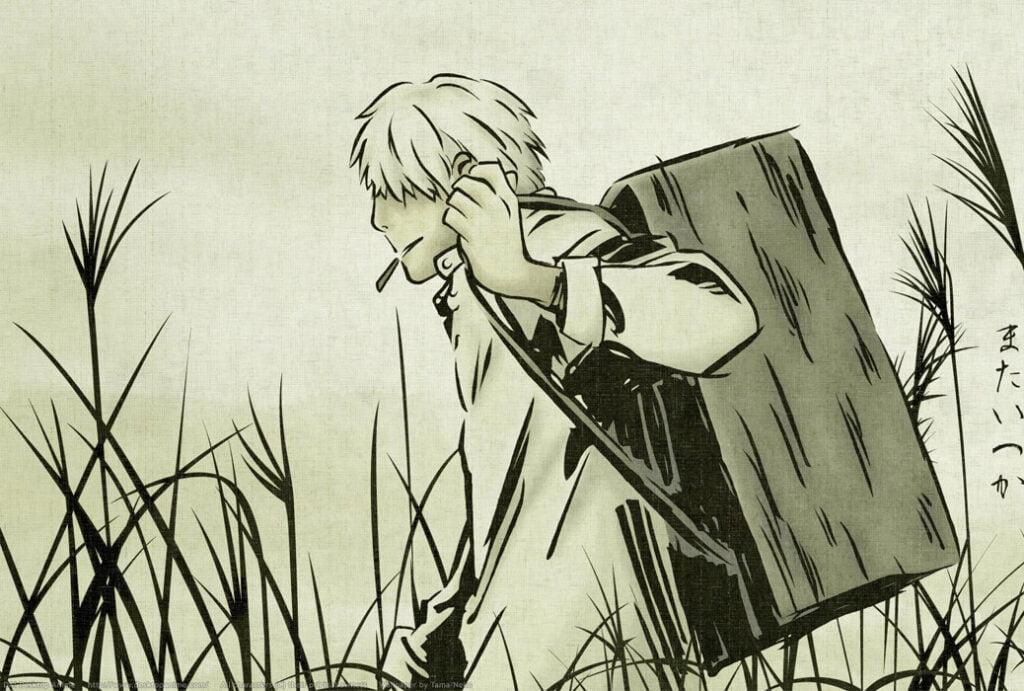 Mushishi - Mitoloji ile Alakalı Animeler - Figurex Genel