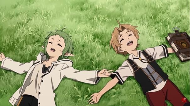 Resim5 - Mushoku Tensei Anime Tanıtımı Ve İncelemesi! - Figurex Anime Tanıtımları