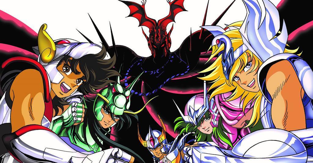 Saint Seiya - Mitoloji ile Alakalı Animeler - Figurex Genel