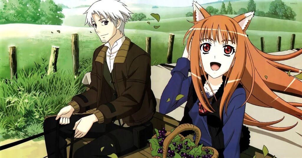 Spice and Wolf - Mitoloji ile Alakalı Animeler - Figurex Genel