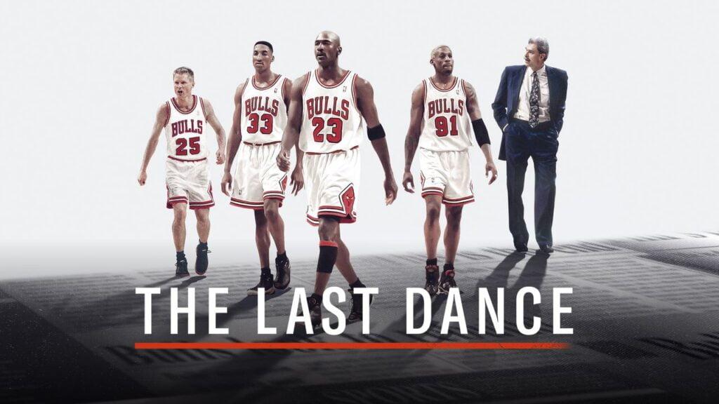 The Last Dance - Netflix'te İzleyebileceğiniz Belgeseller - Figurex Genel