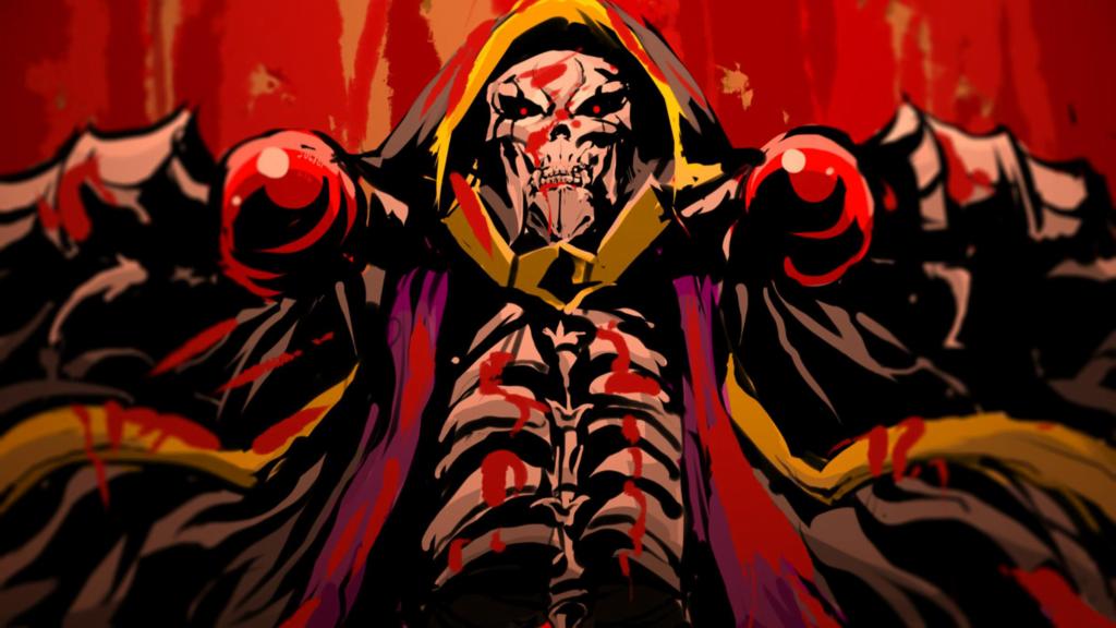 overlord ainz ooal onluk duvar kagidi - Overlord Animesi İçin Yeni Bir Sezon ve Yeni Bir Film! - Figurex Anime Haber