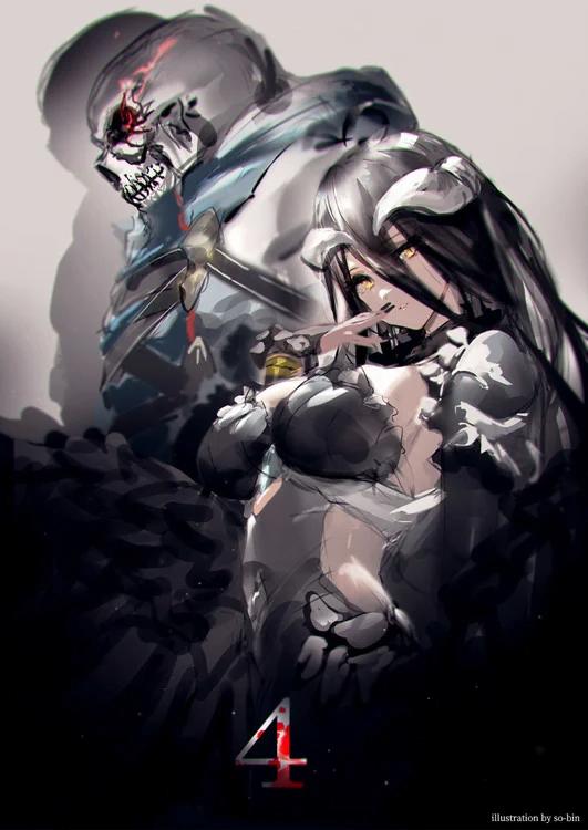 resim 2021 05 08 195938 - Overlord Animesi İçin Yeni Bir Sezon ve Yeni Bir Film! - Figurex Anime Haber