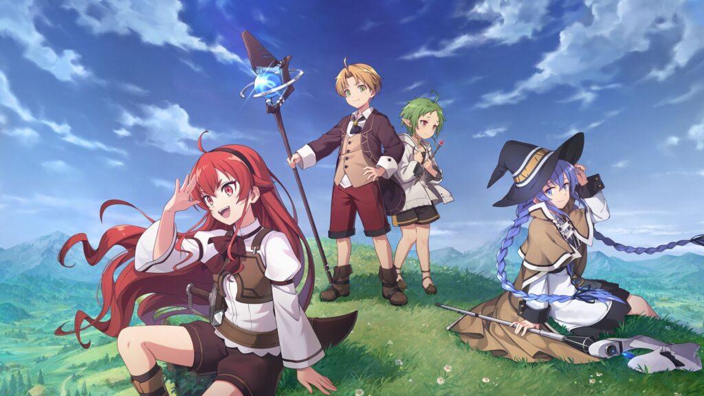 wp8127304 - Mushoku Tensei Anime Tanıtımı Ve İncelemesi! - Figurex Anime Tanıtımları