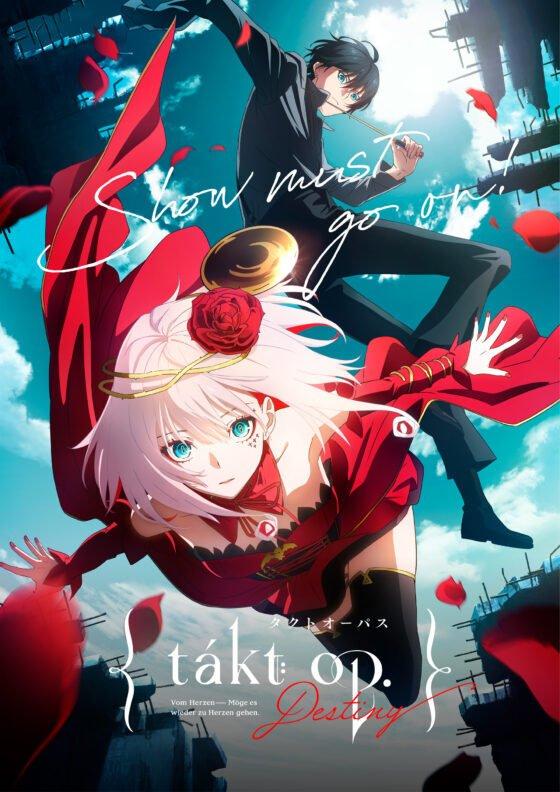 """616ac3fc43e6cb7d833aba0047d50a361624787557 main - MAPPA Ve Madhouse'un Yeni Animesi:""""Takt Op Destiny"""" - Figurex Anime Haber"""