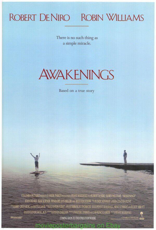 Awakenings - Netflix'te İzleyebileceğiniz Eski Film Önerileri - Figurex Genel