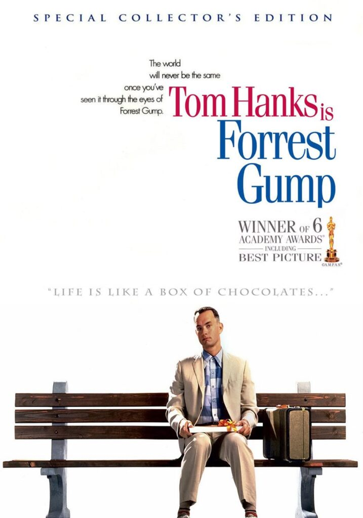 Forrest Gump - Netflix'te İzleyebileceğiniz Eski Film Önerileri - Figurex Genel