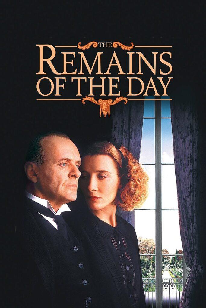 Remains of The Day - Netflix'te İzleyebileceğiniz Eski Film Önerileri - Figurex Genel