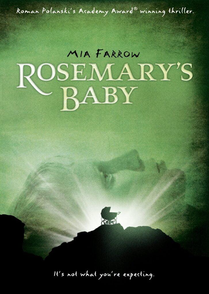 Rosemarys Baby - Netflix'te İzleyebileceğiniz Eski Film Önerileri - Figurex Genel