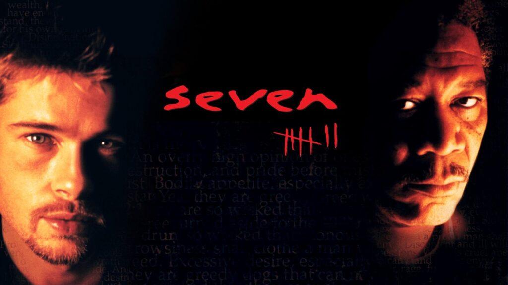 Seven - Netflix'te İzleyebileceğiniz Eski Film Önerileri - Figurex Genel