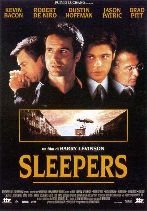 Sleepers - Netflix'te İzleyebileceğiniz Eski Film Önerileri - Figurex Genel