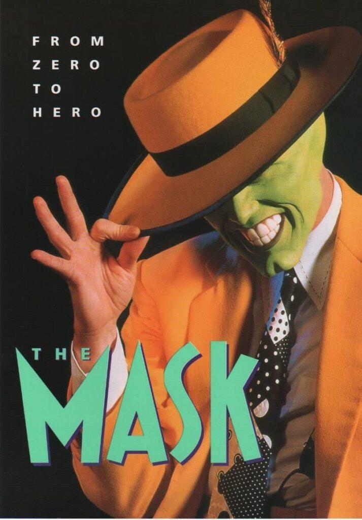 The Mask - Netflix'te İzleyebileceğiniz Eski Film Önerileri - Figurex Genel