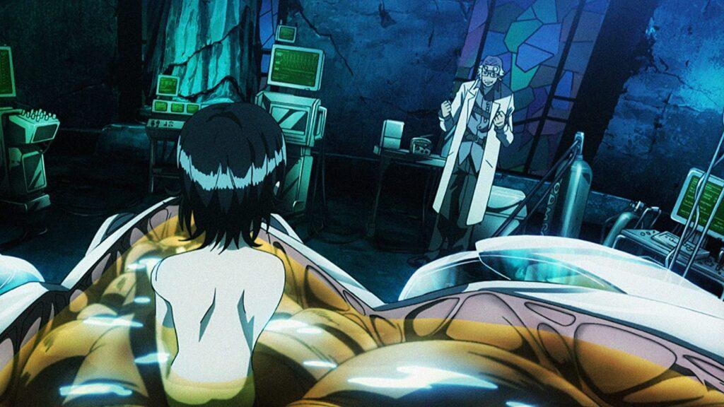 Mardock Scramble The First Compression - CyberPunk Temalı Anime Önerisi 10 Adet - Figurex Anime Önerileri